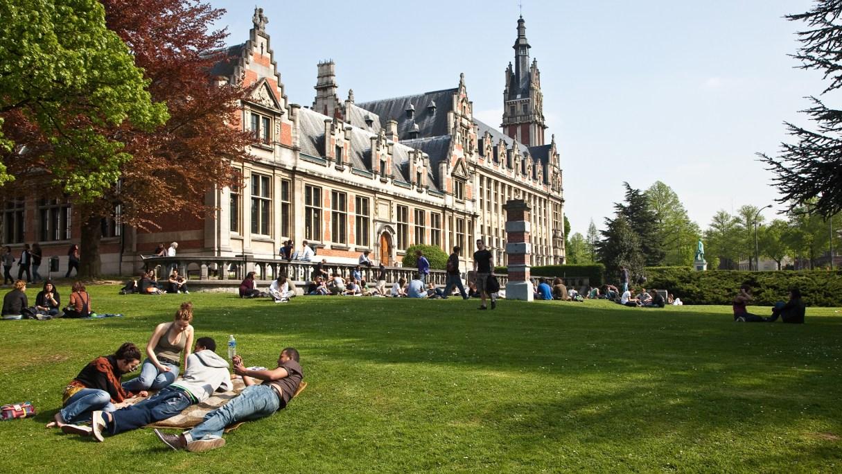 جامعة بروكسل الحرة