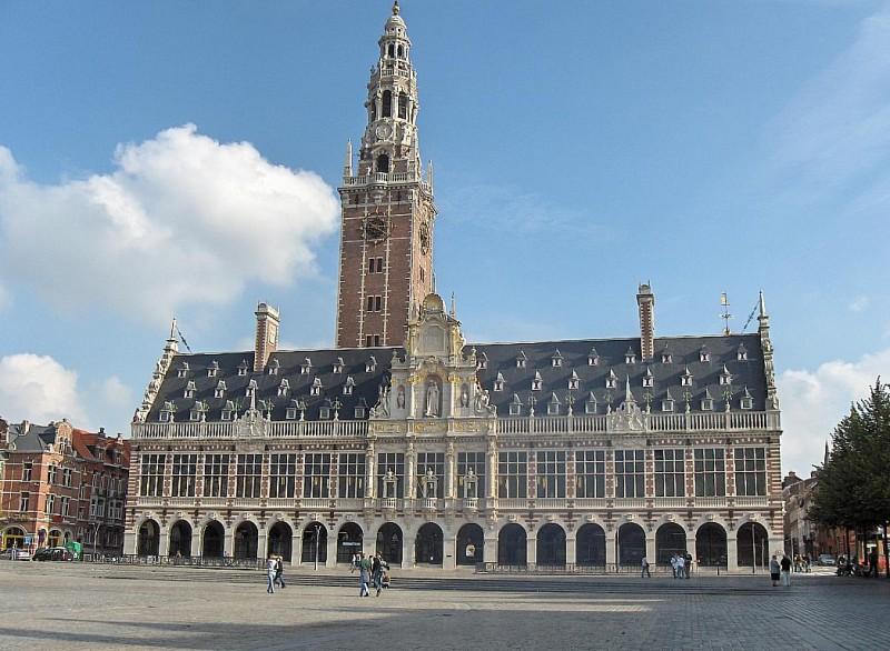 افضل الجامعات في بلجيكا
